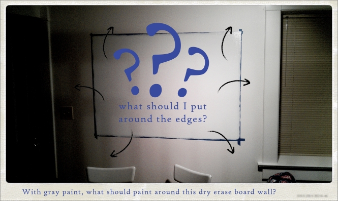 dry erase paint wall idea suggestions