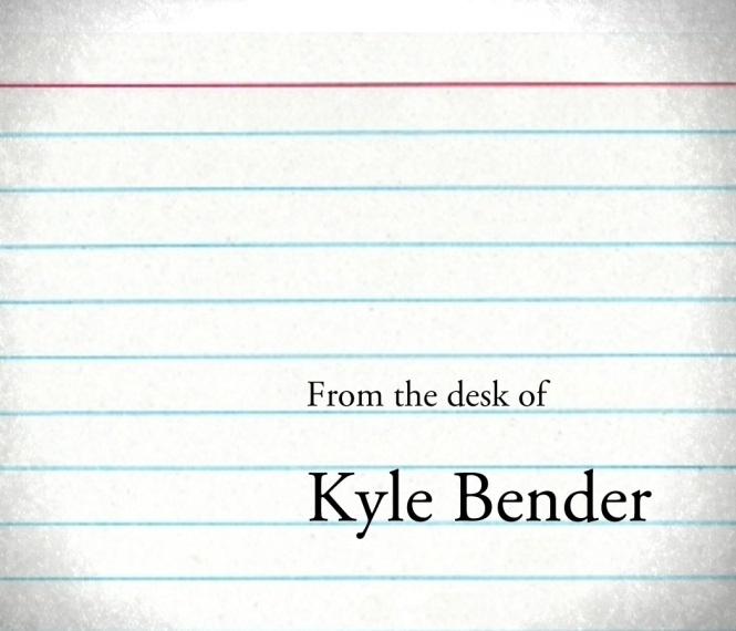 Note Card Stationary by Nate Schrader