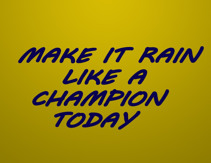 Funny Play Like a Champion Today Notre Dame Poster