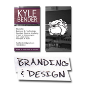 Kyle Bender Business Cards