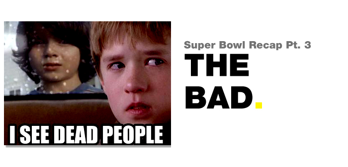 Super Bowl 2015 Bad Ads Nationwide